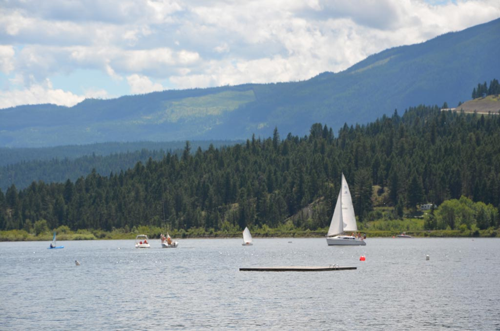July 21st, 2012 Regatta – Lake Fun Activities