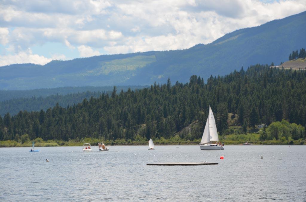 July 21st, 2012 Regatta – Lake Fun Activities