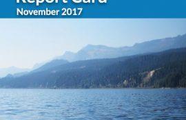 Lake Management Gets a Grade