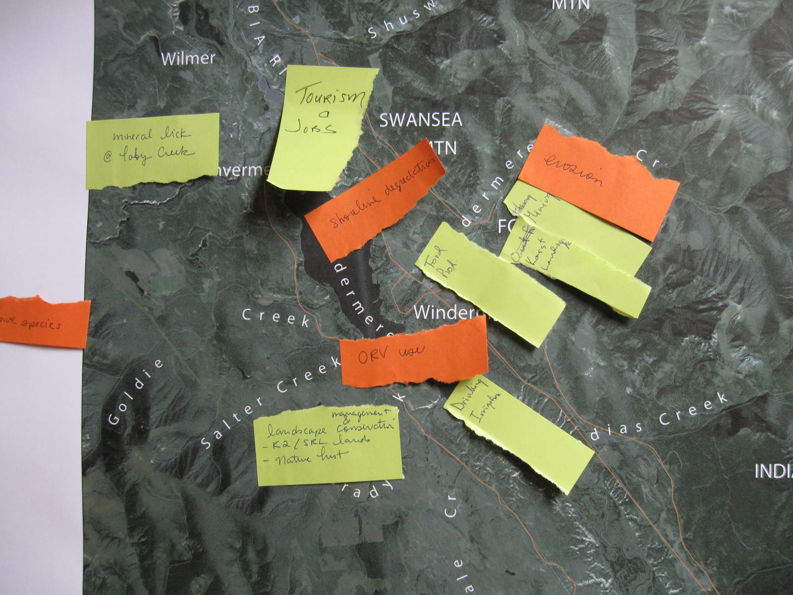 Watershed Conversation a Success!