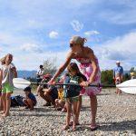 Kayak Demos_Mother and Daughter