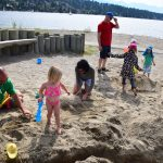 Watershed Sand Sculpture Contest