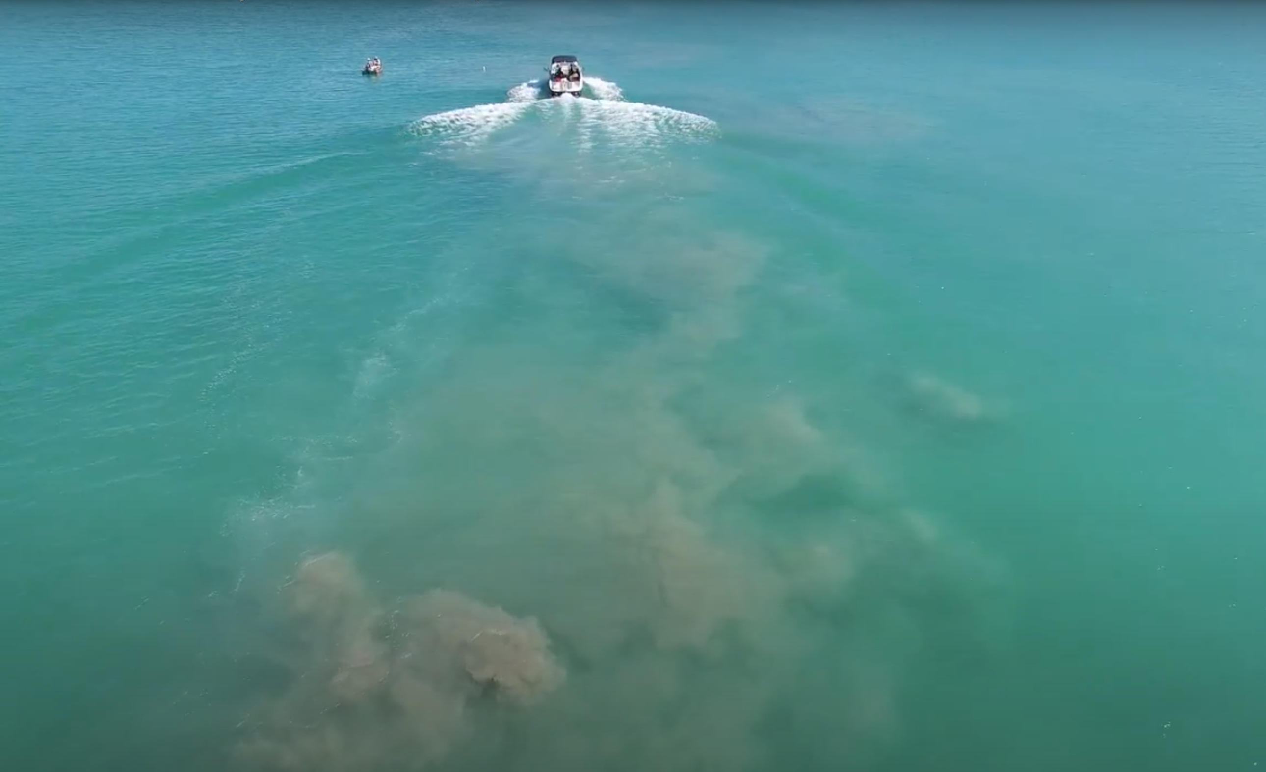 The Dangers of Wake Boats on Shallow Waters